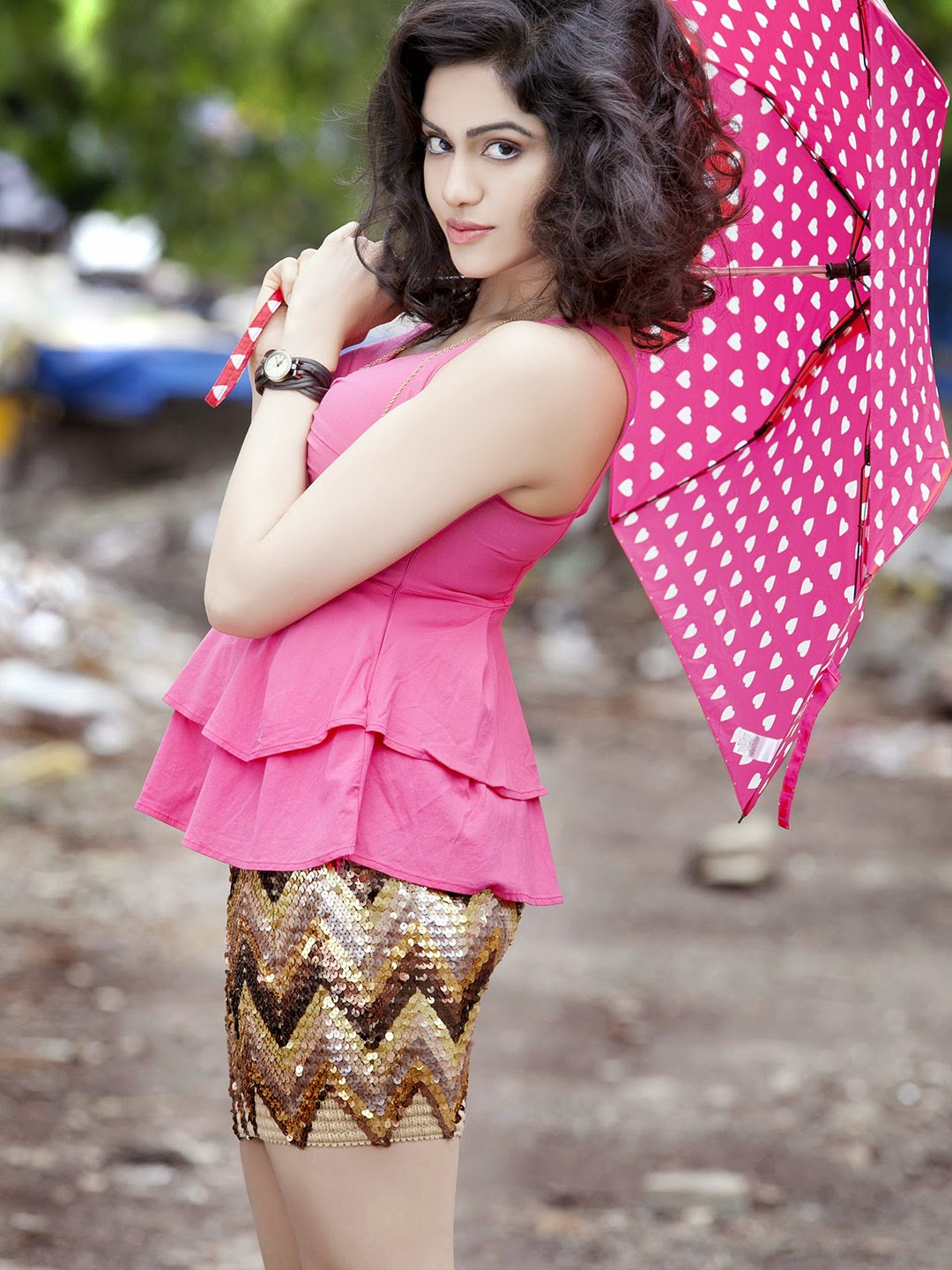 Adah Sharma Photo Shoot