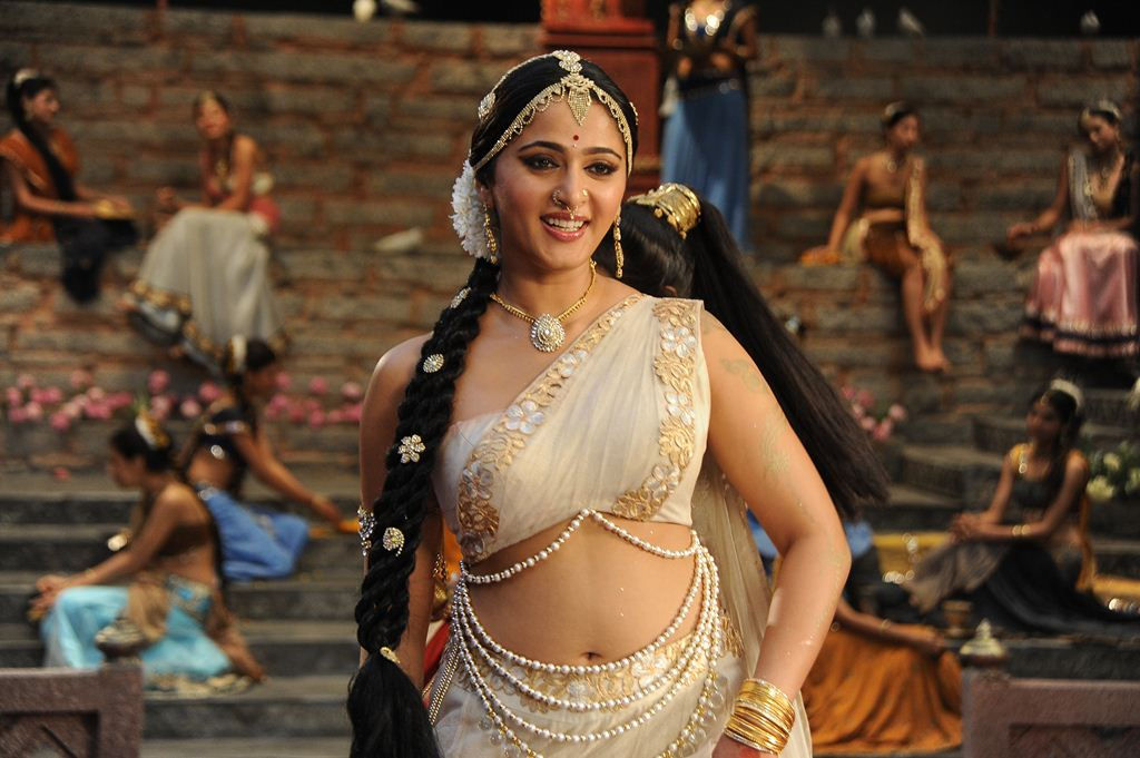 Anushka latest photos from Rudramadevi
