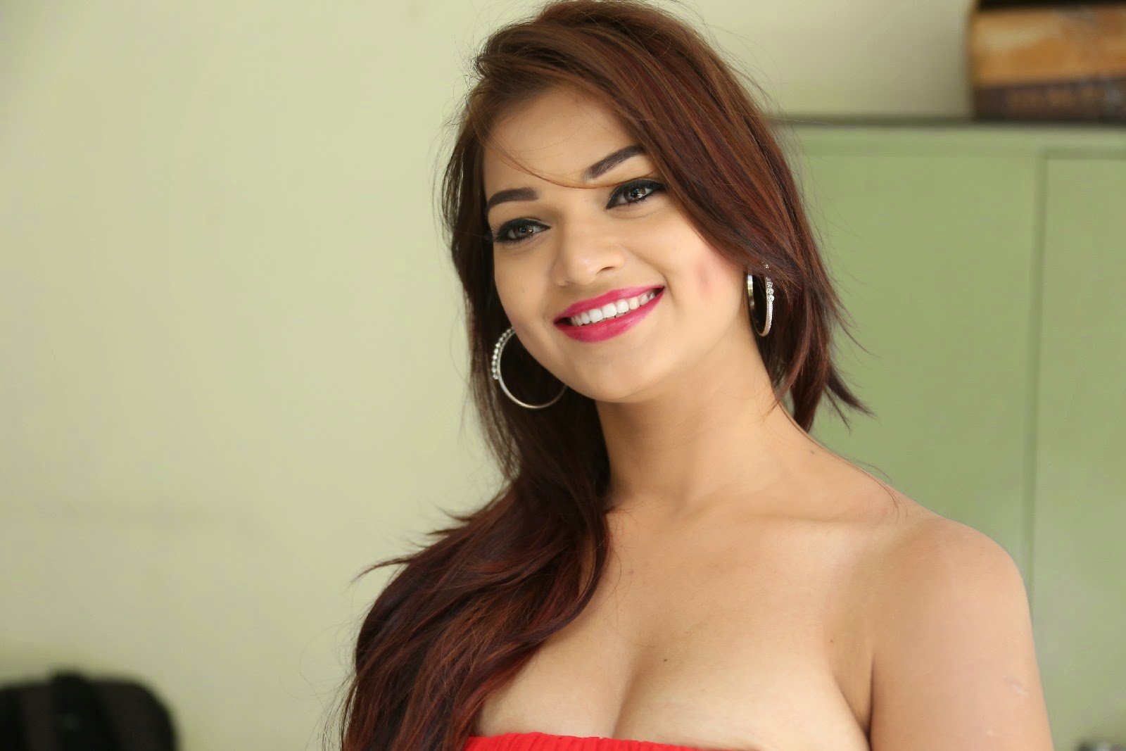 Ashwini Photos At Vinodam 100 Movie Pm