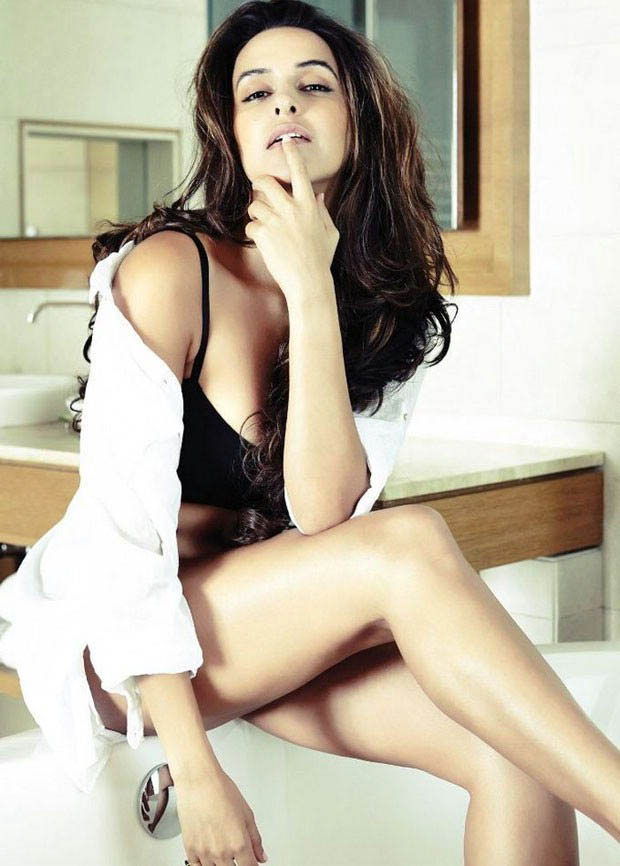 Neha Dhupia Photo Shoot-For FHM
