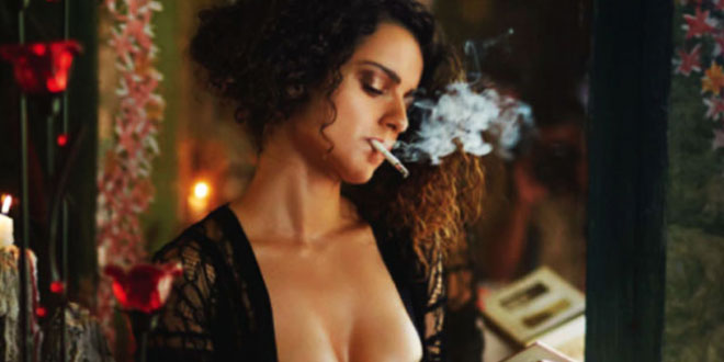 Kangana Ranaut GQ Magazine Photo Shoot