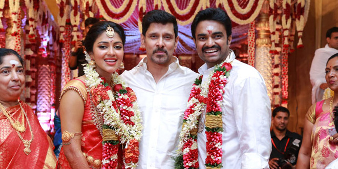 Amala Paul Vijay Marriage