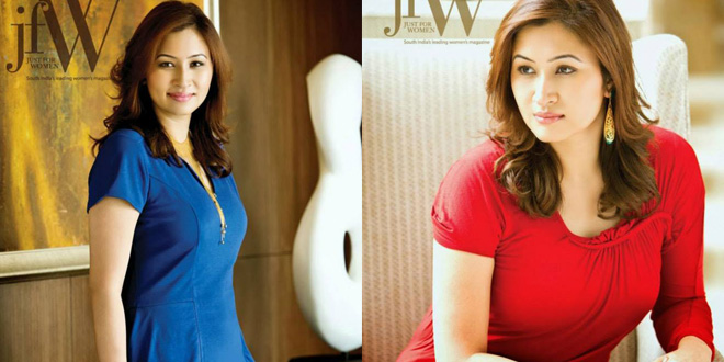 Jwala Gutta Photoshoot for JFW Magazine